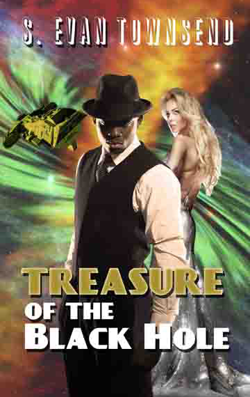 Treasure of the Black Hole (Treasures of Space Series Book One)